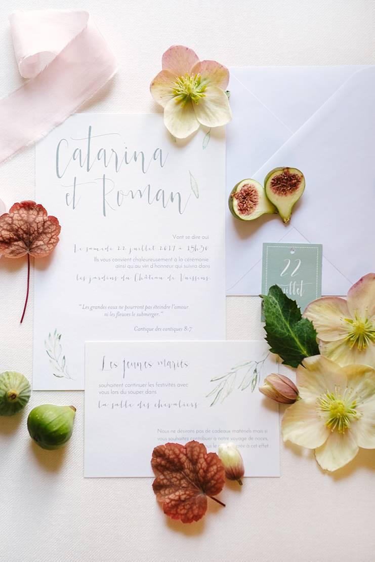 photographe mariage fine art suisse Genève Nyon papeterie élégant